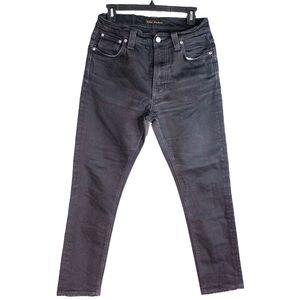 Nudie Jeans Co Black Jeans 29x28